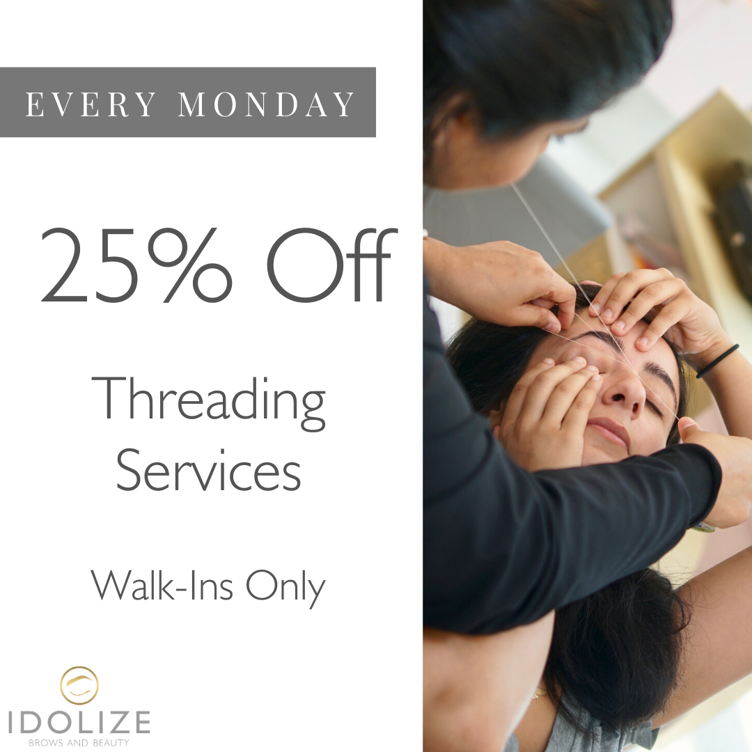 Monday Threading Special